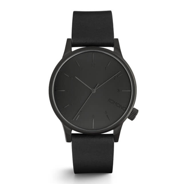Komono Winston Regal All Black