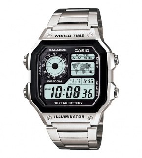 Hodinky Casio AE-1200WHD-1AVEF