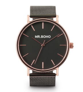 Hodinky Mr. Boho Metallic Classic Copper Jet