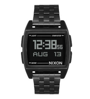 Hodinky Nixon Base All Black