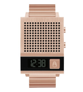 Hodinky Nixon Dork Too All Rose Gold