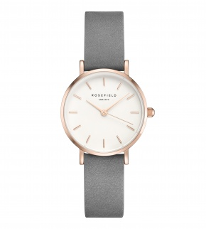 Hodinky Rosefield The Small Edit Elephant Grey Rose Gold 26mm