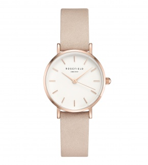 Hodinky Rosefield The Small Edit Soft Pink - Rose Gold 26mm