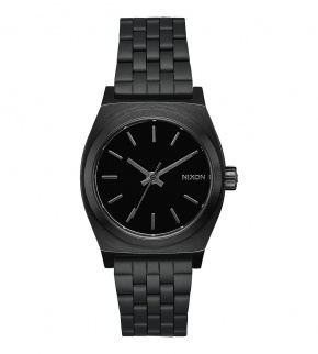 Hodinky Nixon Medium Time Teller All Black