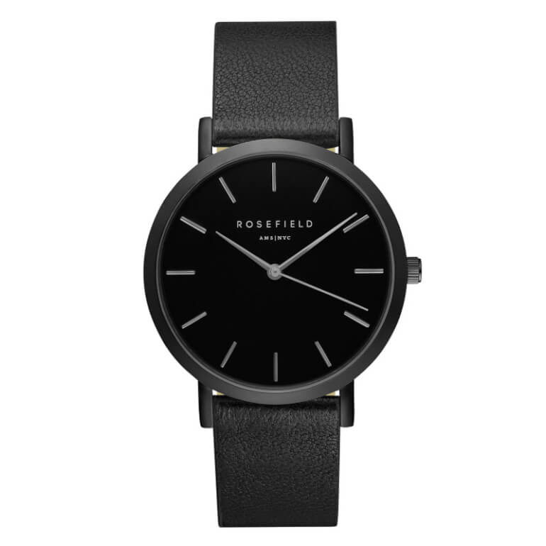 The Gramercy Full Black