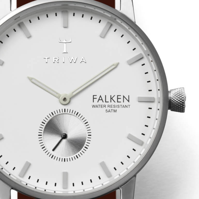 Ivory Falken Brown Classic