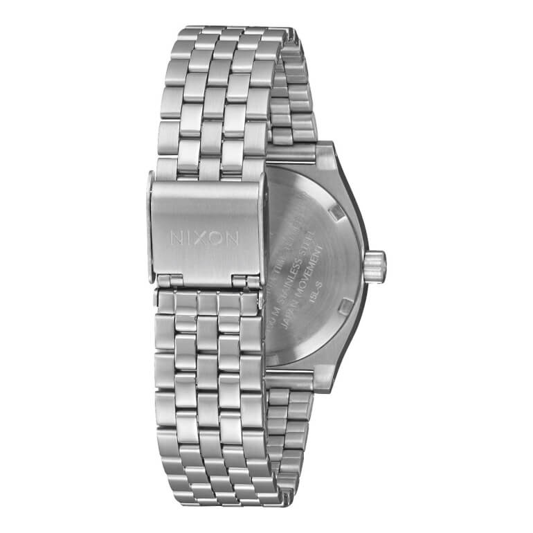Medium Time Teller All Silver