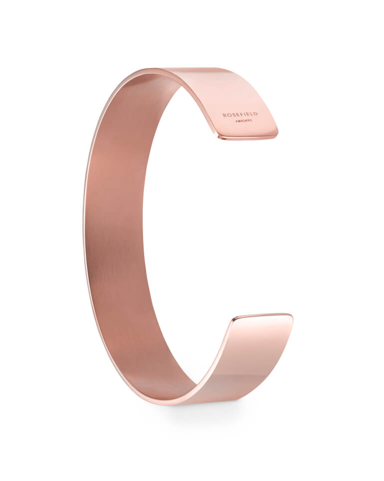 náramek Lois Bar Bangle Rosegold