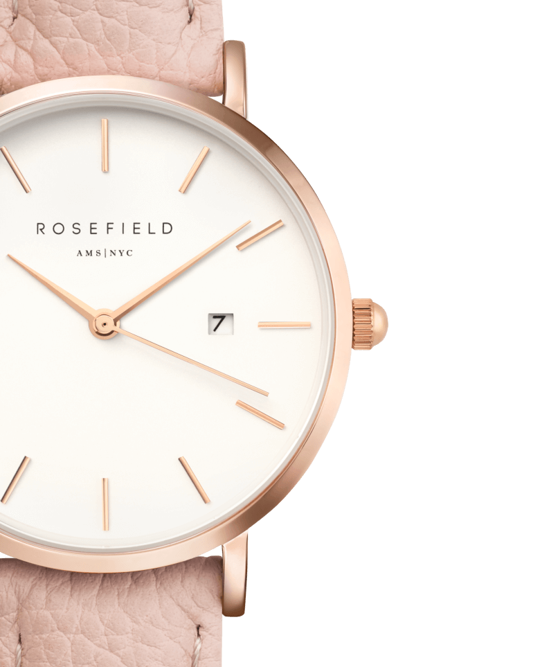 The September Issue Soft Pink - Rose Gold