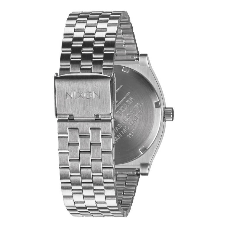 Time Teller All Silver