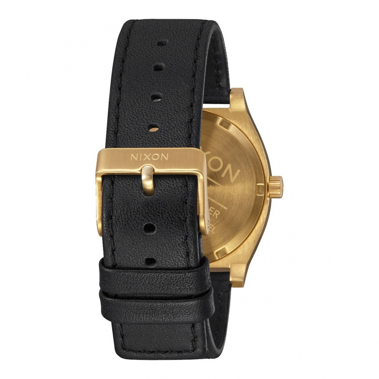 Time Teller Gold Black / Black