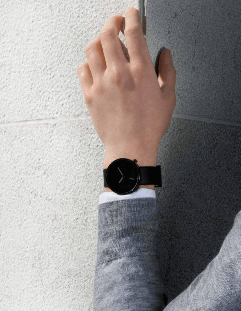 Yugen Black 39mm